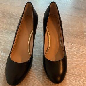 black heels - olga